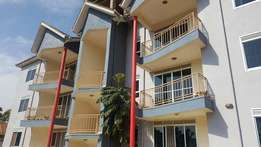 A nice 2bedrooms $2bathrooms house for rent in bukoto at 1m