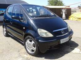2000 Mercedes-Benz A160 Automatic R32,000