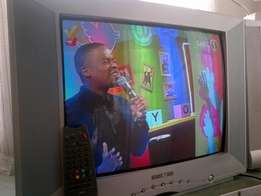 Aim 54 cm TV with remote call me in Bloemfontein bargain