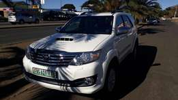 2015 Toyota Fortuner 3.0 D4D AT