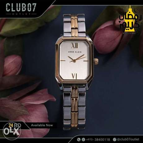 Anne klein new & 100% original women watch