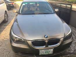 Very clean registered bmw 523i