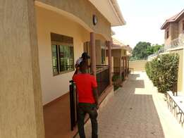 A two bedroom house for rent in Namugongo