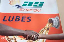 As energy Lubricants for sale
