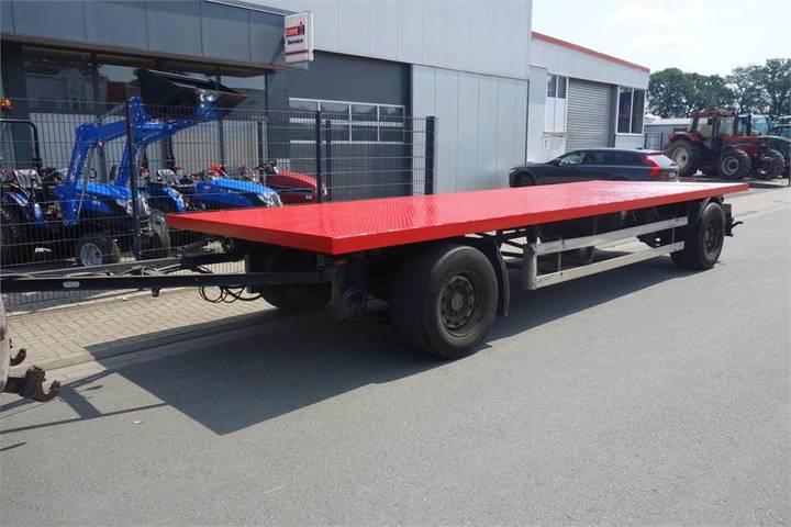 Schmitz Cargobull Ballenwagen 7,50m - 2008