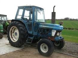 Ford 7610 2wd Tractor 1983