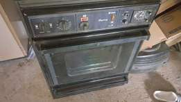 Built in stove for sale