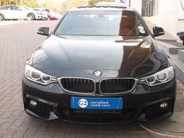 2015 BMW 420i Coupe M Sport A/T