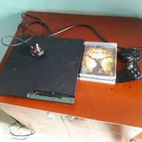 Ps3 hacked and also uses cd