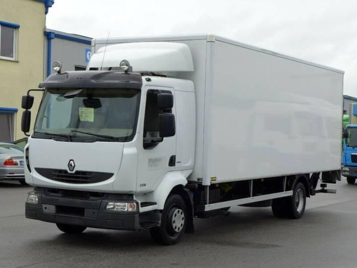 Renault Midlum 220*Euro 5*TÜV*LBW* - 2010