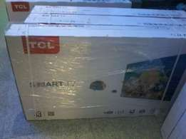 Brand new and original TCL 43 inches digital TV new stock. Negotiable