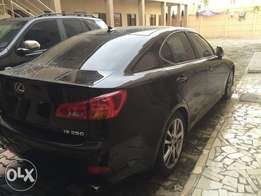 Clean 2007 Lexus is250 for sale
