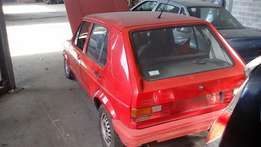 1996 Golf mk1 1.3 Carb stripping for spares