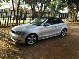 BMW 120i convertible R85000 TLC required