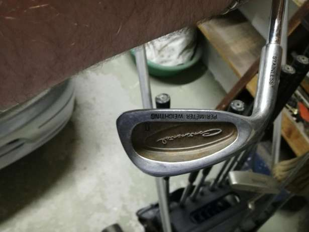 Left hand golf clubs Westering - image 2