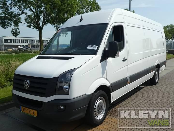 Volkswagen CRAFTER 35 2.0 TDI maxi l4 163 pk ac - 2014