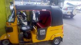 Three Wheeler Vehicle (Tuk-Tuk)