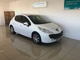 Peugeot 207 1.6 Xs for sale in Western Cape