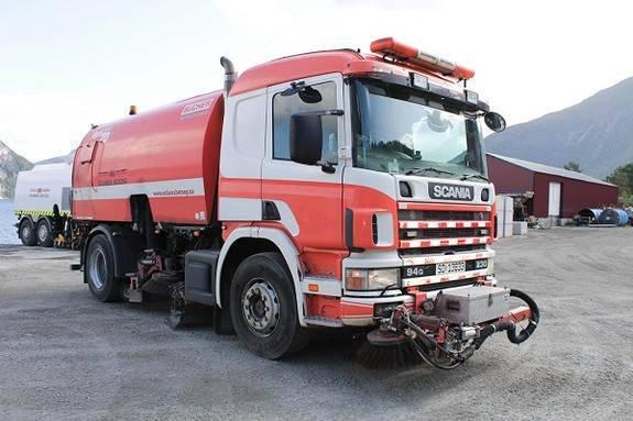 Scania P94gb4x2na - 2002