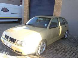 Polo playa1.8 neat in nd out R35000negble