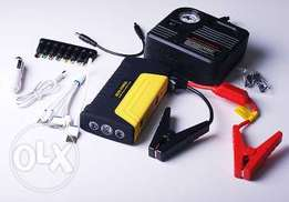 Multi-function Emergency Battery Booster