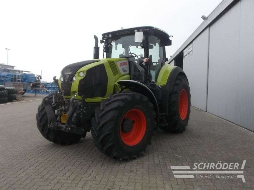 Claas axion 810 cmatic - 2017 - image 2