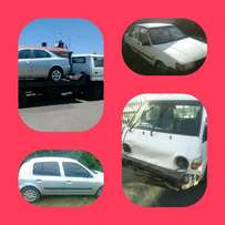 Rusted, hail and storm damaged vehicles looking to be bought urgently.