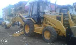 CAT Backhoe 416b. In a good working condition.
