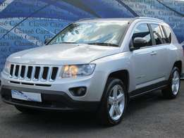 2012 Jeep Compass 2.0 CVT LTD Manual
