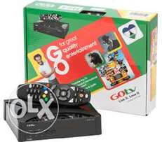 Brand new gotv in carton giving it out at the promo rate