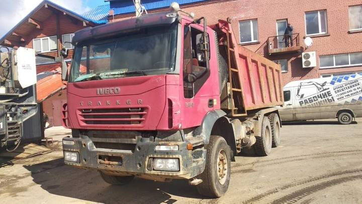 Iveco Trakker 380 - 2007