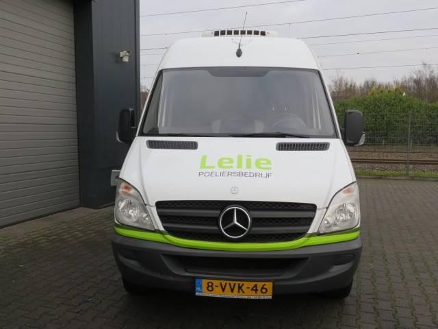 Mercedes-Benz 316 Airco Automaat -20 Graden Sprinter L2 H2 Koel- Vries - 2012 - image 6