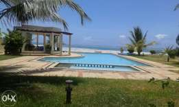 Modern executive 3bedroom beach apartment fully furnished with pool