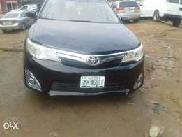 Bought Brand New 012 Toyota Camry