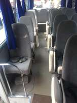 4 units of 2014 registered Toyota Coaster bus available for 20M asking