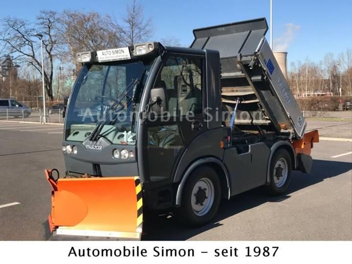 Multicar Tremo X56 4x4 *Winterdienst+Service Neu+1.Hand* - 2007