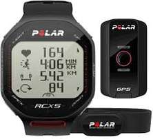 Polar RCX5 with gps & heartrate