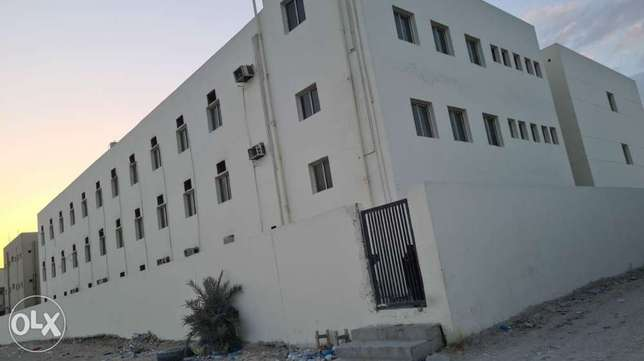 99 Rooms Labour Camp Doha industrial Area