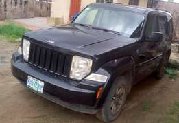 Neatly used Jeep Liberty 2008 for Quick Sale!