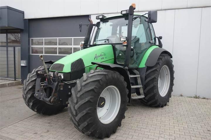 Deutz-fahr Agrotron 120 Mk3 - 2001