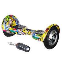"""Get 10"""" inch Hoverboard graffiti design with Bluetooth..warranty avail"""