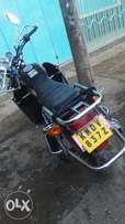 Motorbike Well maintained and in a good condition