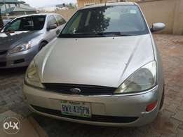 Fairly used 2002 Ford Focus