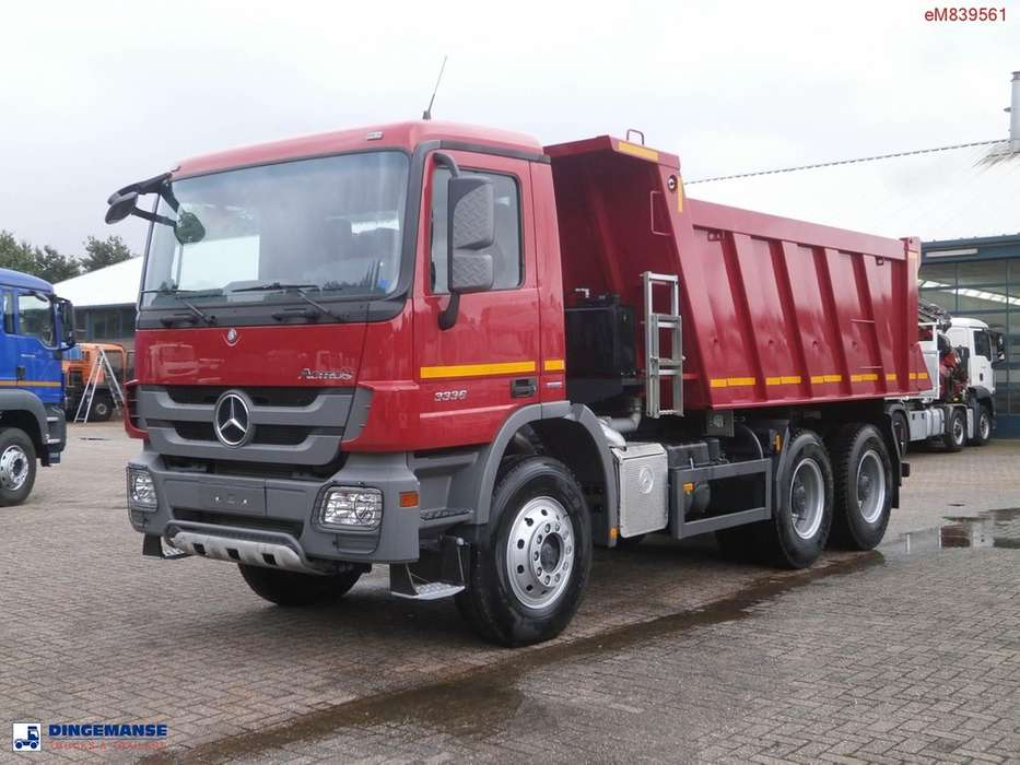 Mercedes-Benz Actros 3336 / 4036 6x4 heavy tipper NEW/UNUSED - 2014
