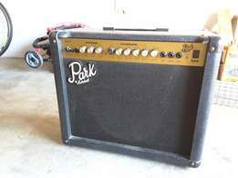 Behringe Lead with Park MArshall Amp G3orCD for sale