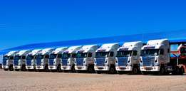 Start Transport Company, 5 Year contract, Superlink Trucks R220000 P/M