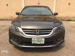 Very Neat Registered 2013 Honda Accord Sharp