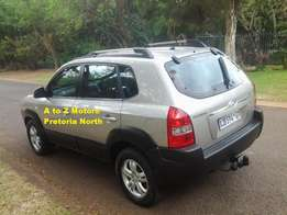 For Sale 2008 Hyundai Tucson 2.0 GLS SUV