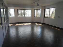 Executive office 740 sq ft to let at prime area of Nyali