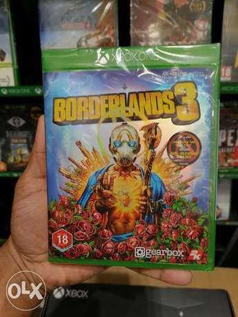 Borderlands 3 Xbox Game Available